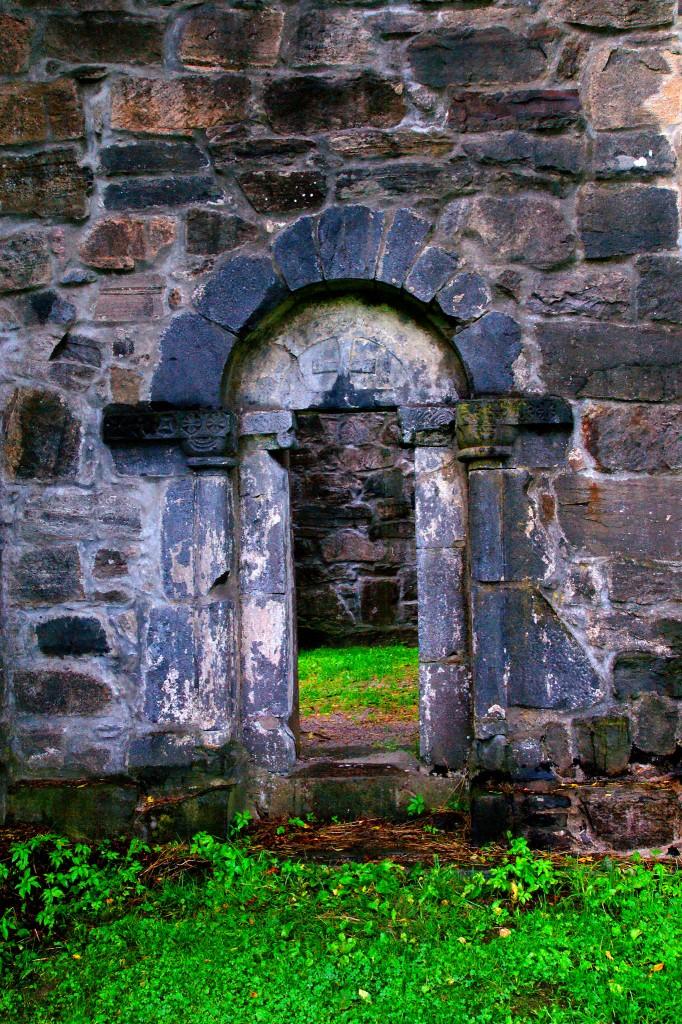 Olavskirken, Bamble, Vestfold approx 1150