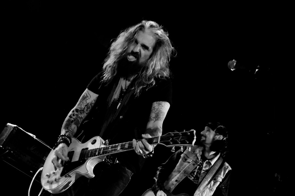 "John Corabi, ""Without Eric Singer Project"""