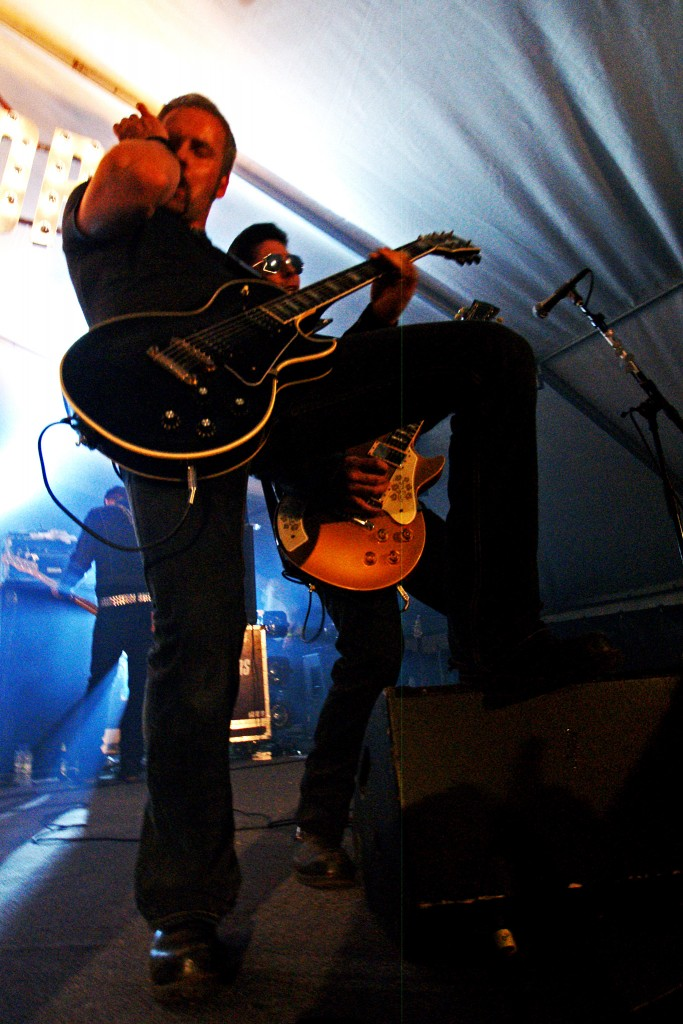 Stian K & Kai Kidd - 2010.07.09 Norway Rock Festival