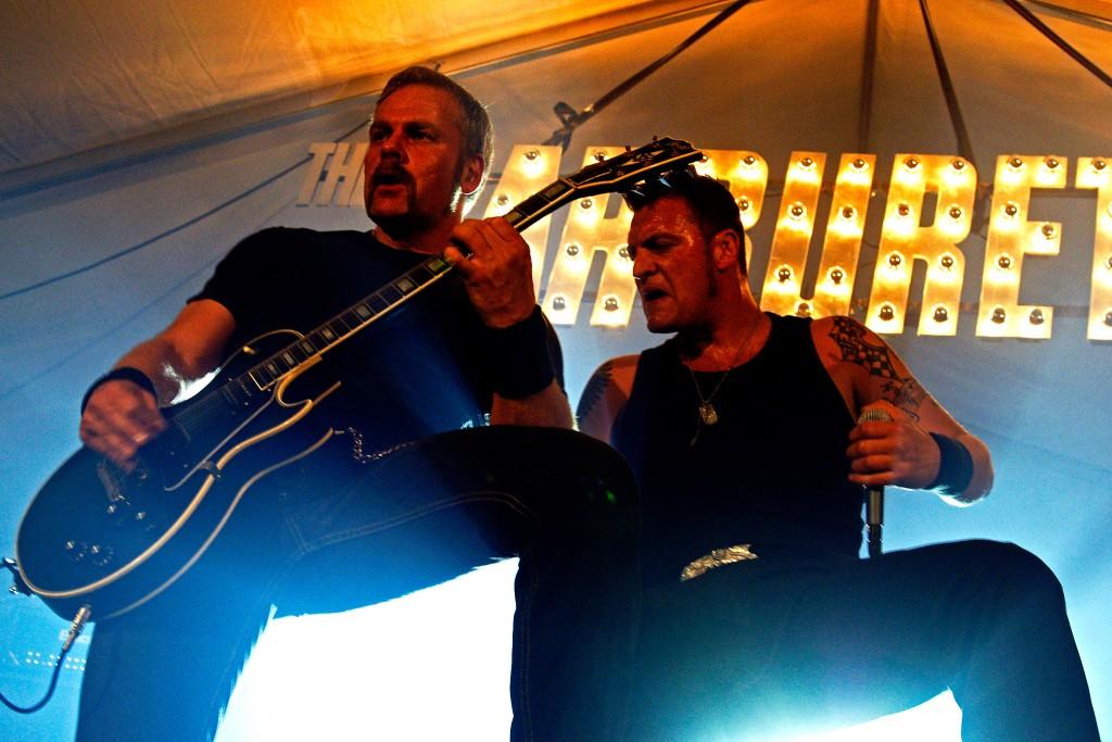 Stian K & Eddie Guz - 2010.07.09 Norway Rock Festival