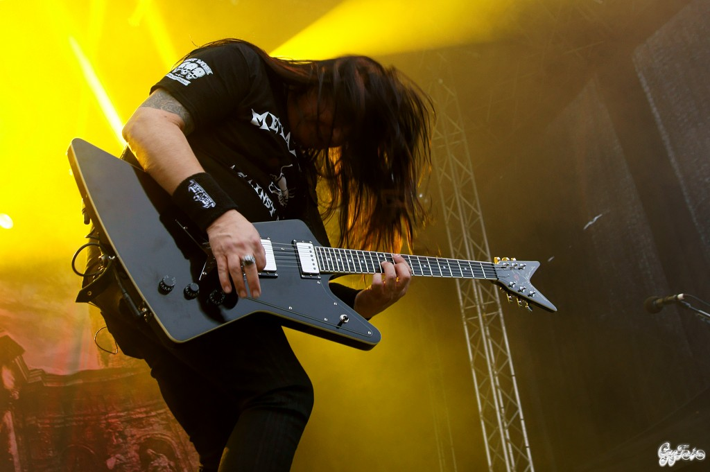 Eric Peterson, Testament