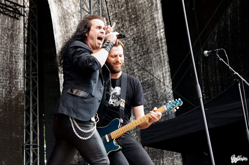 Nils K Rue & Jørn Viggo Lofstad, Pagan's Mind