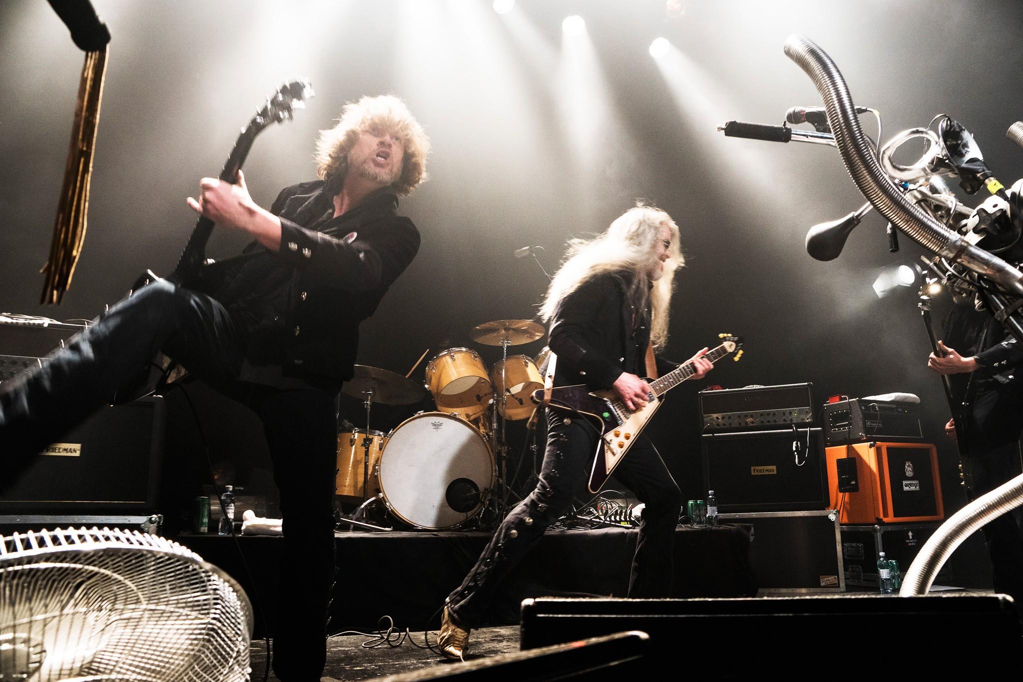 Aslag Guttormsgaard & Lars Lønning, Black Debbath