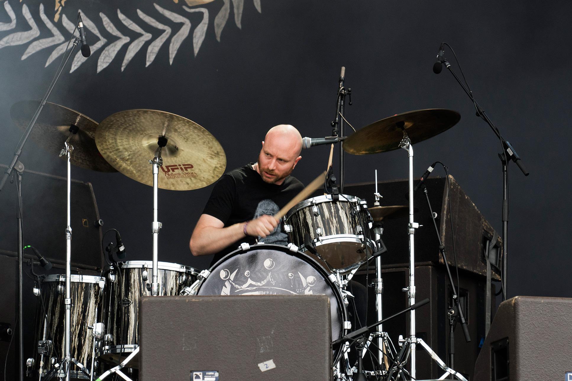 Fredrik Wallumrød, El Caco