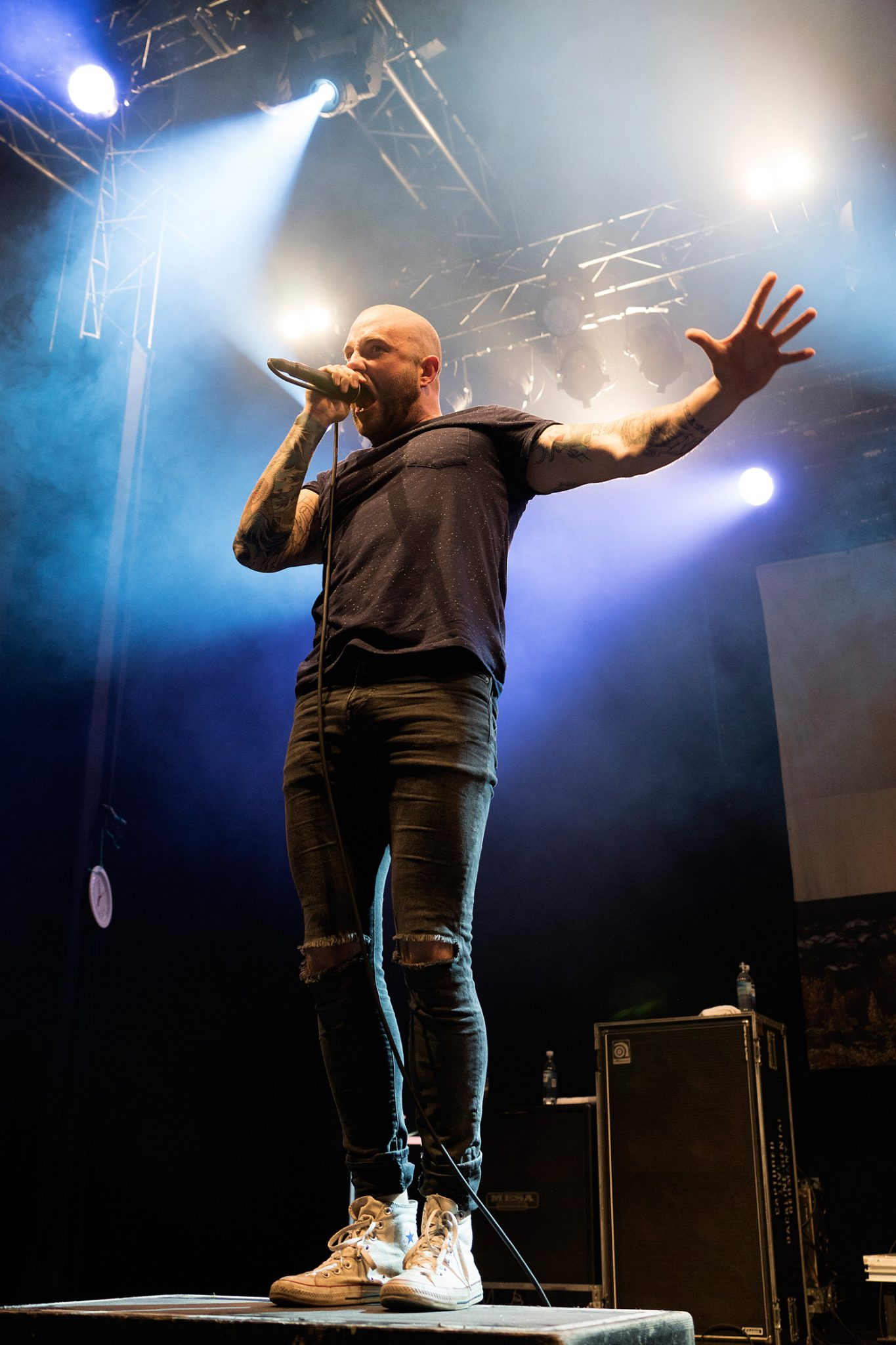 Jake Luhrs, August Burns Red