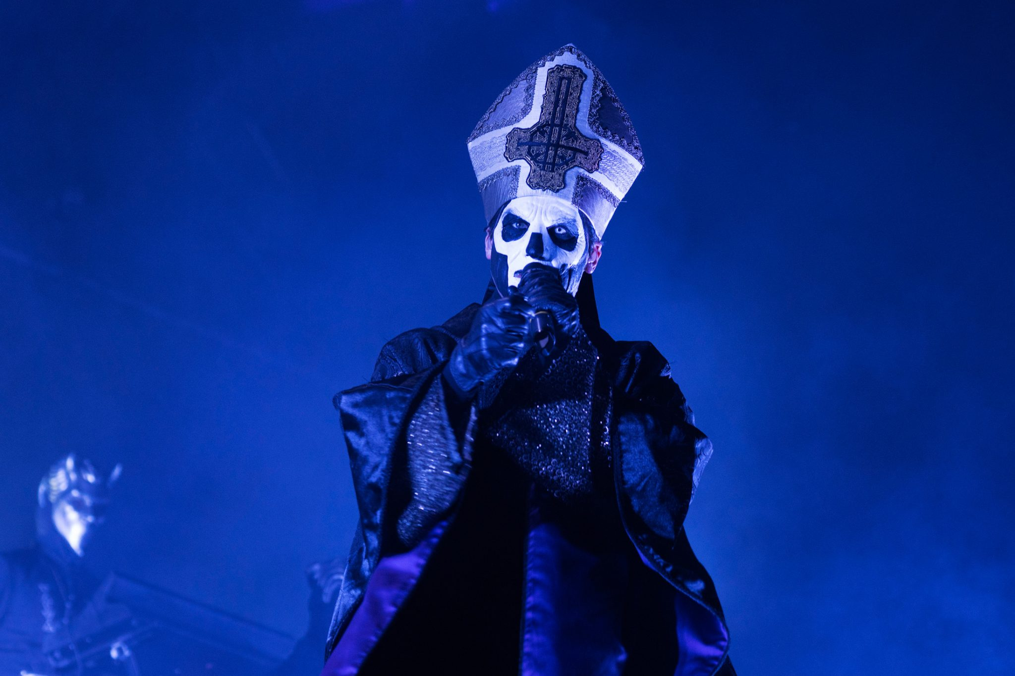 Papa Emeritus III, Ghost