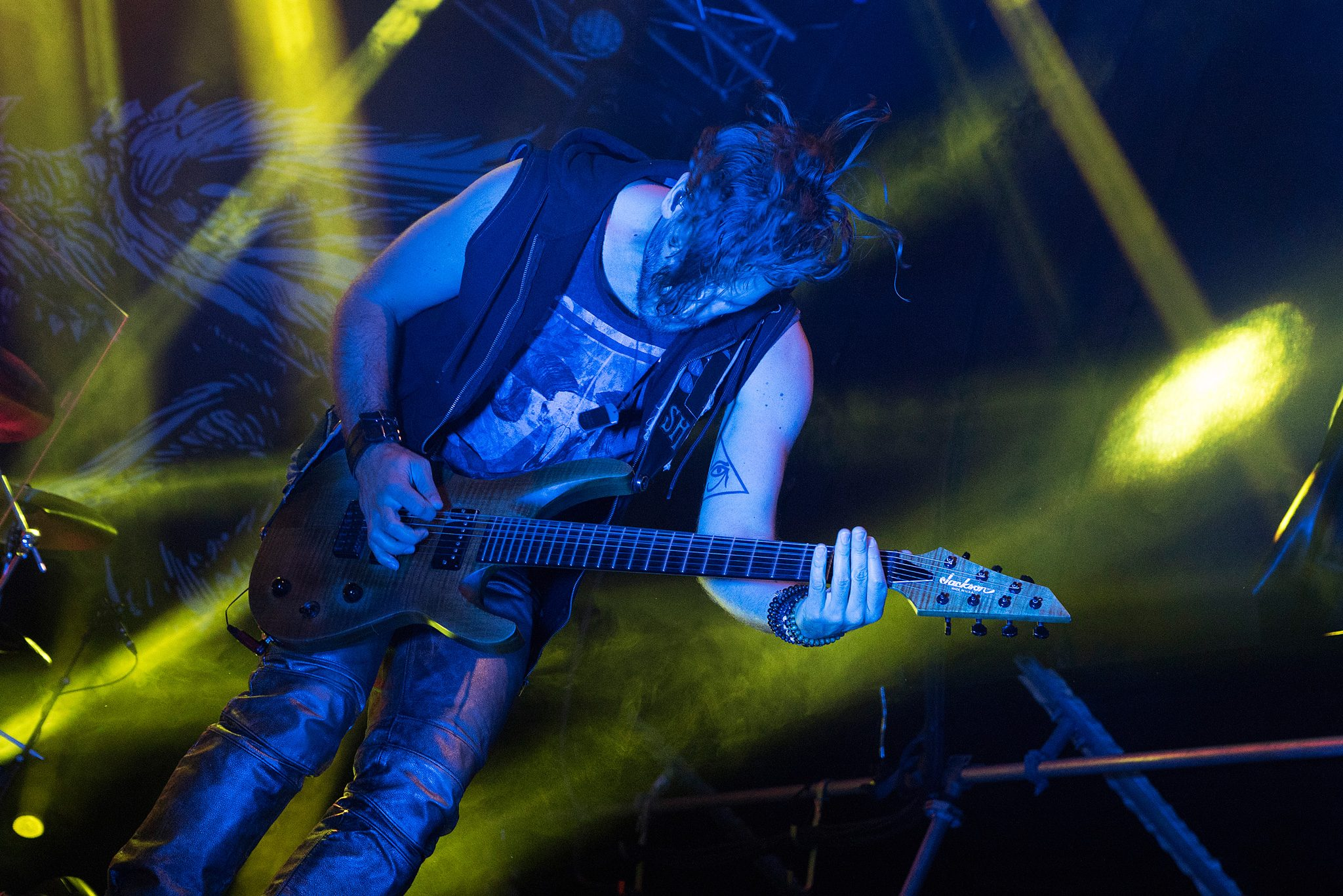 Stefan Helleblad, Within Temptation