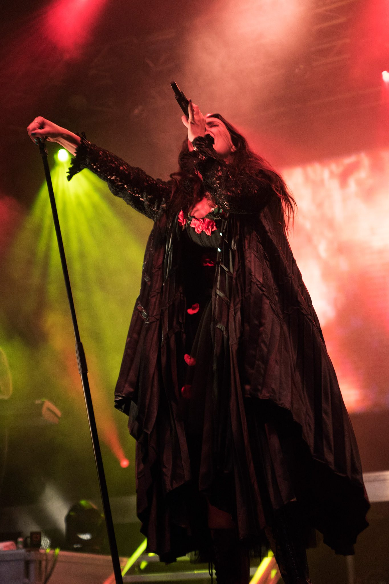 Sharon den Adel, Within Temptation