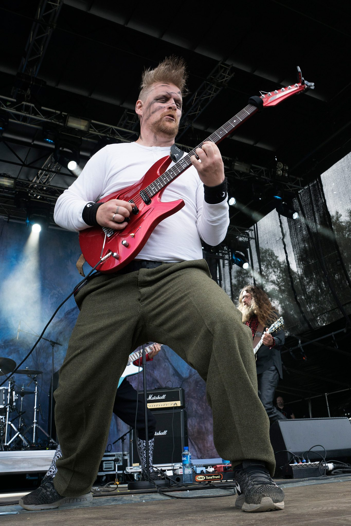 Magnus Tveiten, Blodsmak