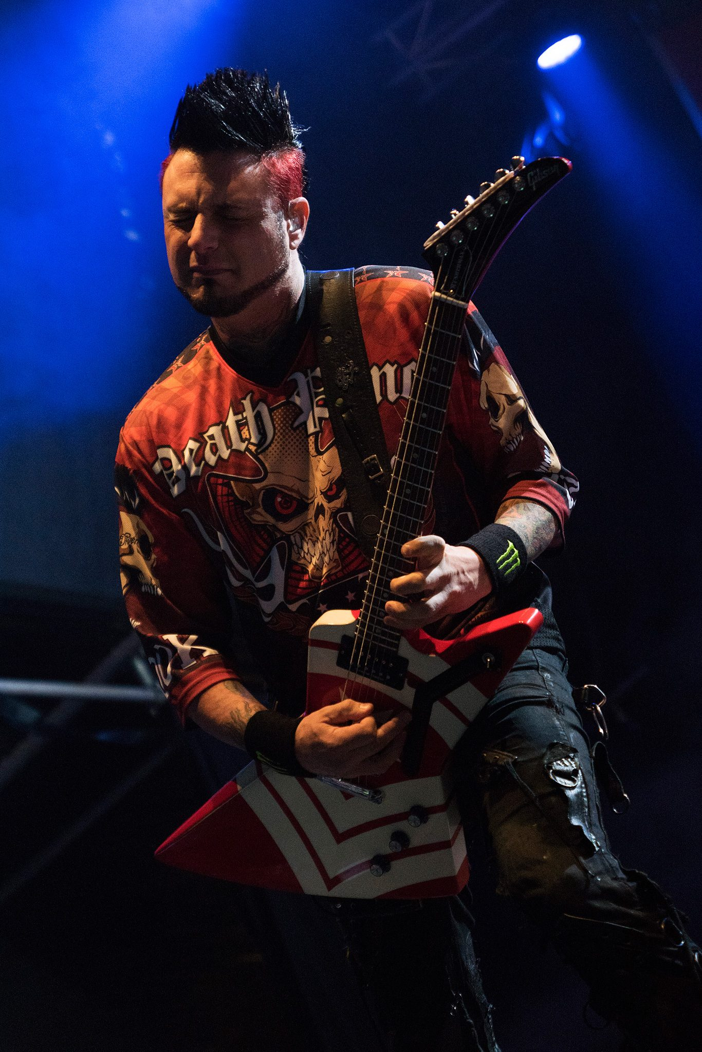 Jason Hook, Five Finger Death Punch