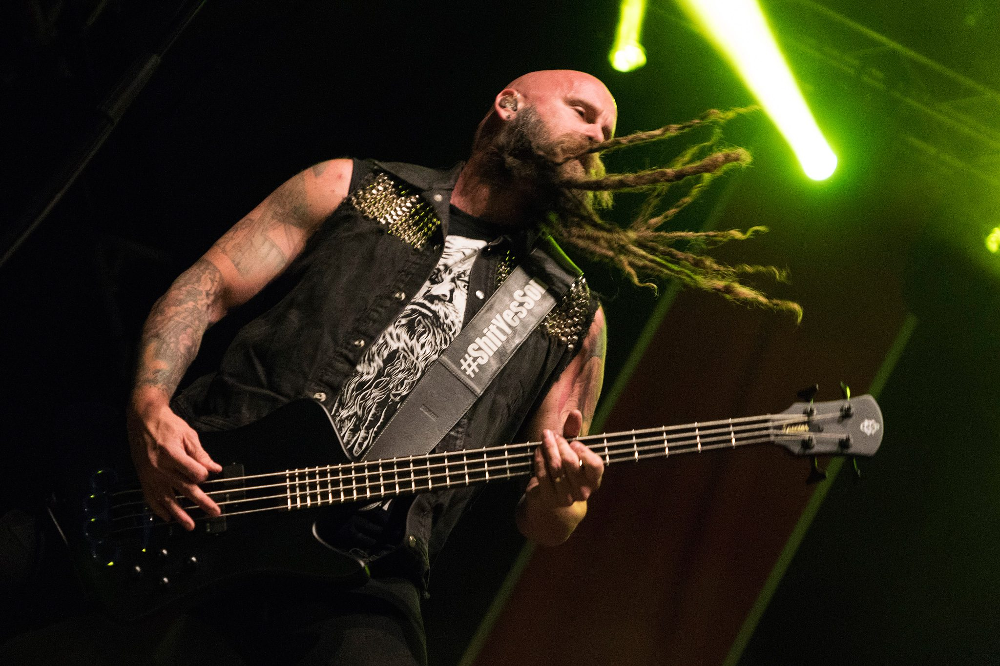 Chris Kael, Five Finger Death Punch
