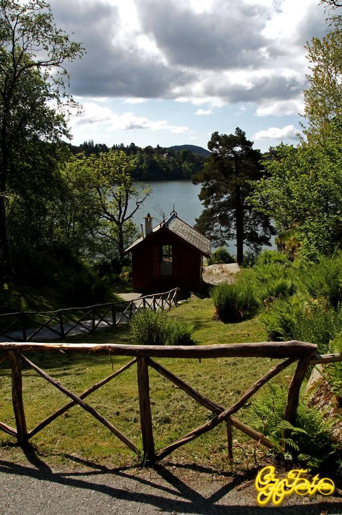 Troldhaugen - Composer hut of Edvard Grieg