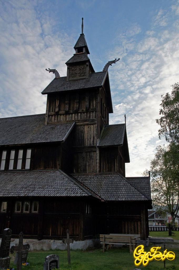 Uvdal Kirke 1893
