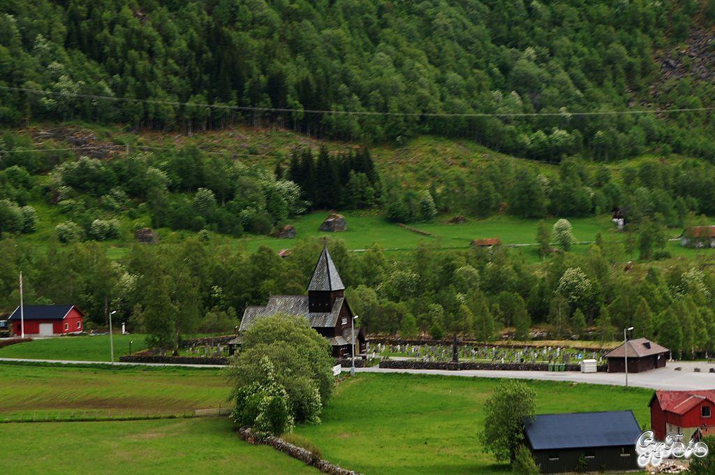 Røldal Stavkirke 1200's