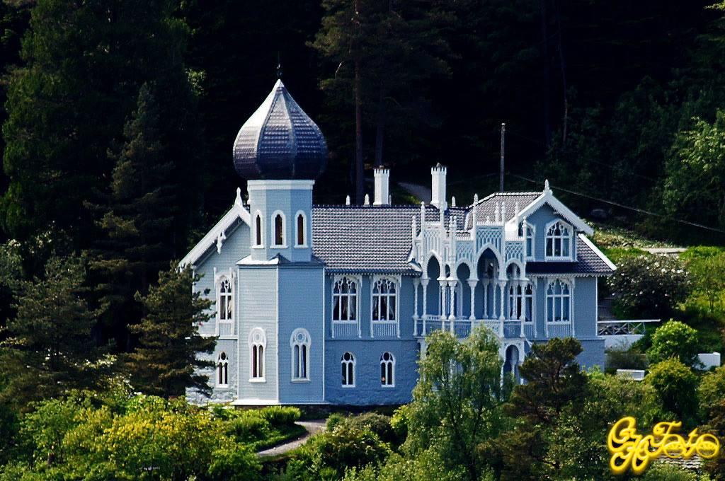 Lysøen - Home of composer Ole Bull