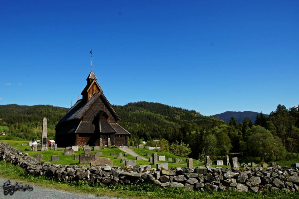 Eidsborg Stavkirke 1200's