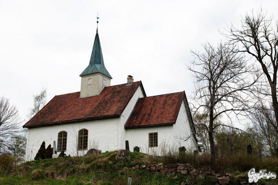 Skoger Kirke 1100's