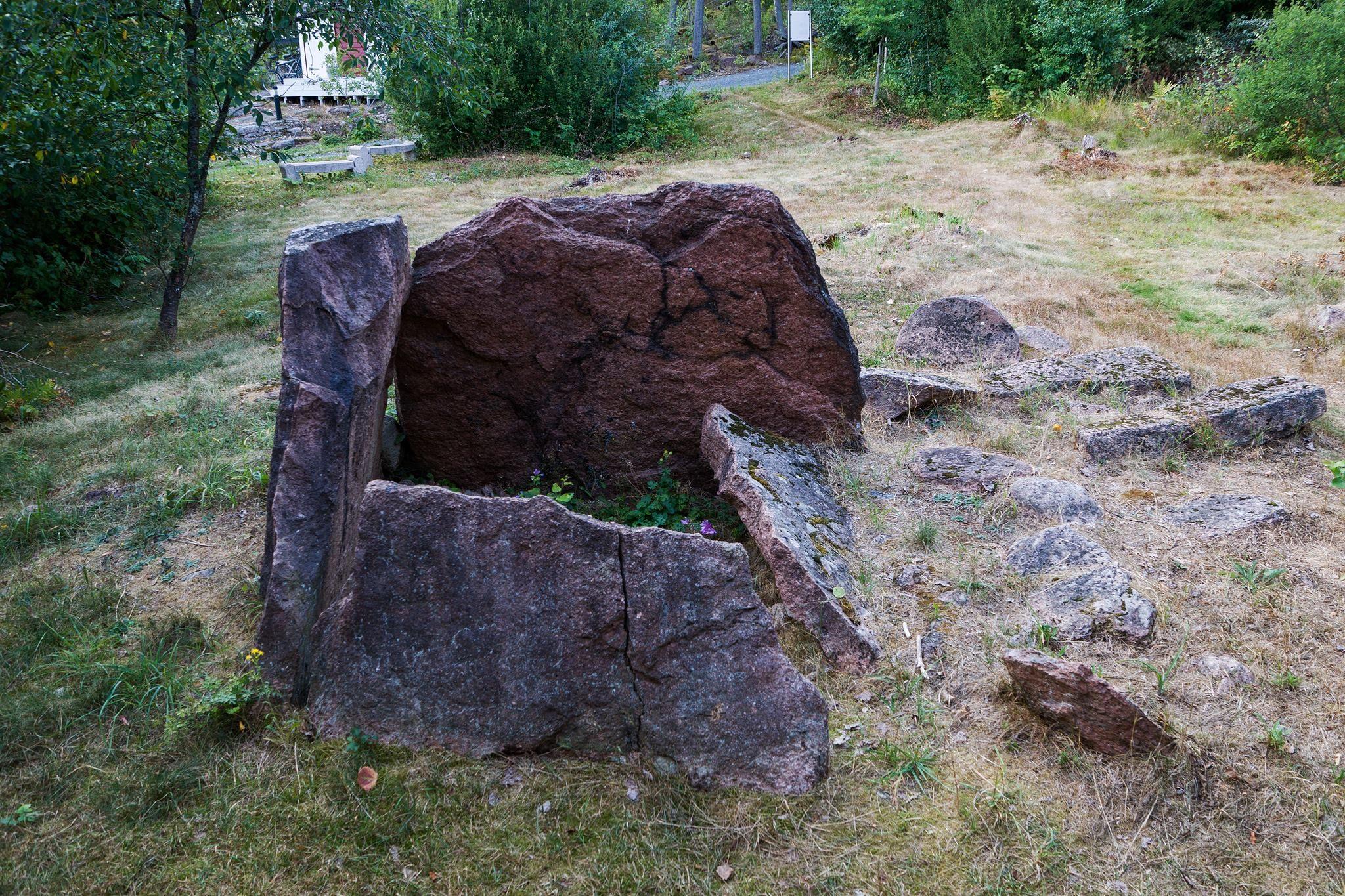 Helledysse, Hurum approx 3500 B.C