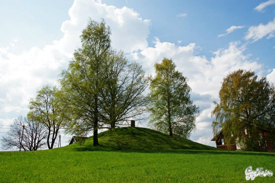 St Hallvard Burial Mound 1000's