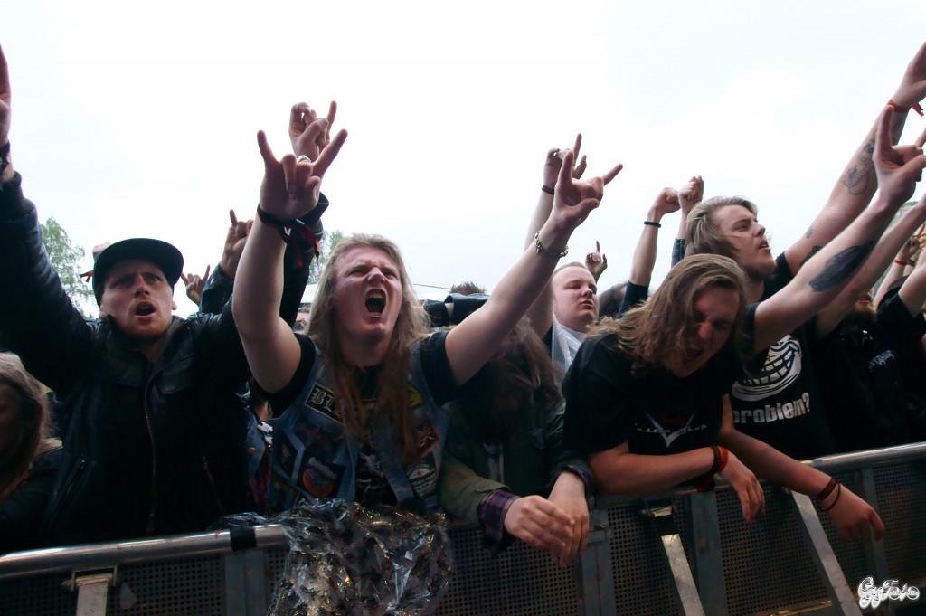 Audience, Testament
