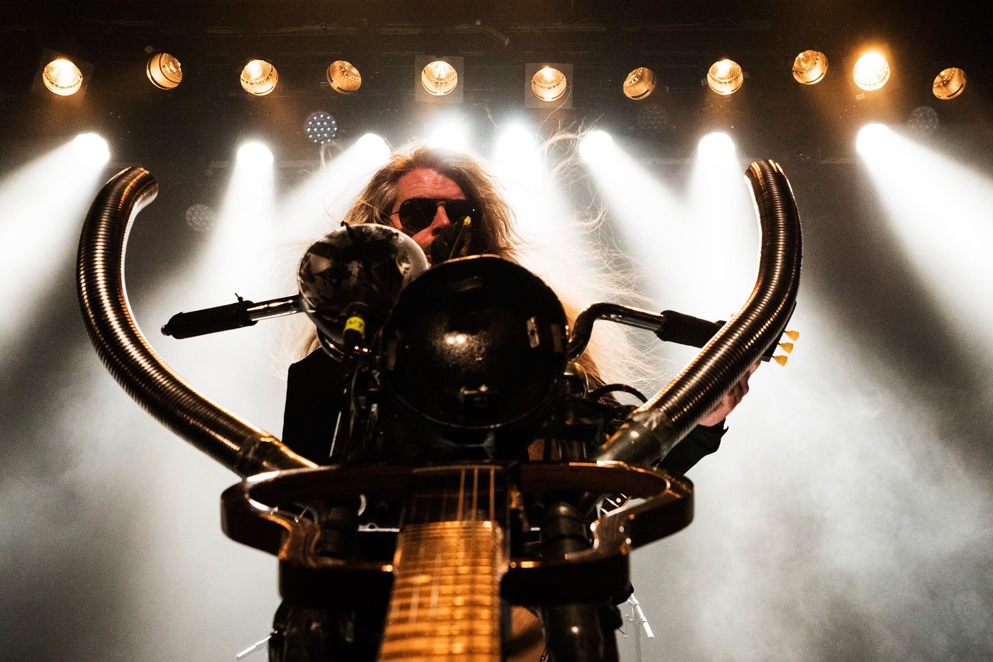 Lars Lønning, Black Debbath