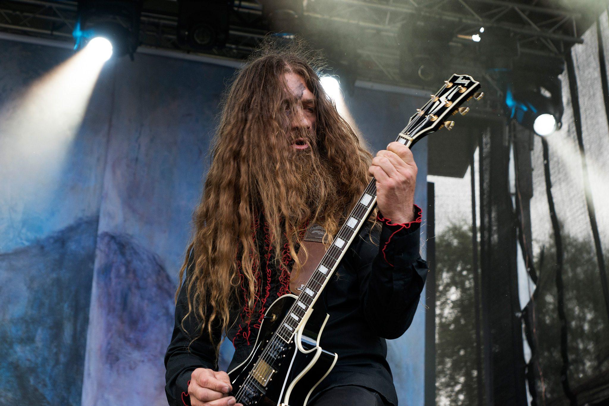 Åsgeir Størdal, Blodsmak