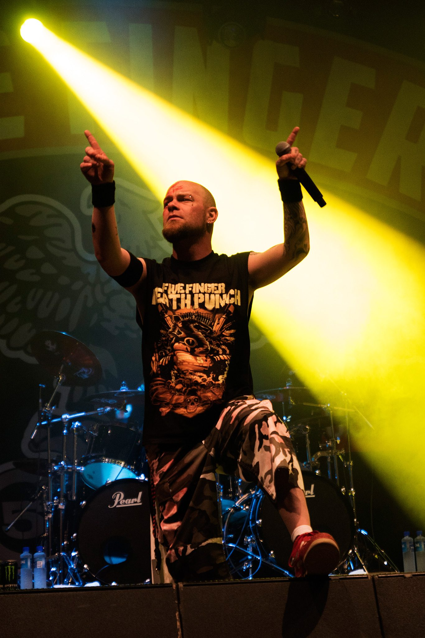 Ivan Moody, Five Finger Death Punch